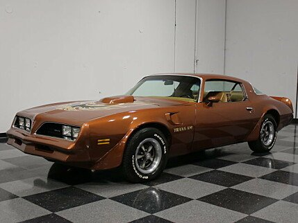 1978 Pontiac Firebird for sale 100760485