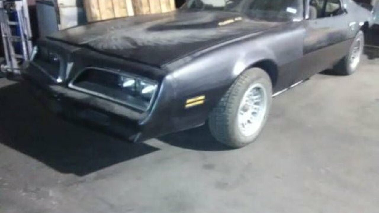 1978 Pontiac Firebird for sale 100880407