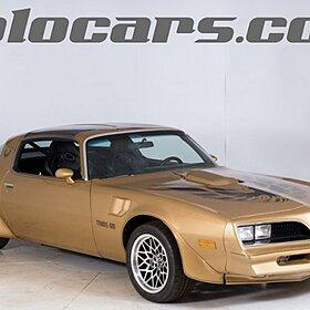 1978 Pontiac Firebird for sale 100881052