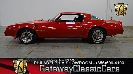1978 Pontiac Firebird for sale 100953689