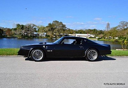 1978 Pontiac Firebird for sale 100959806