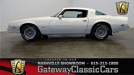 1978 Pontiac Firebird for sale 100979907
