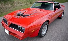 1978 Pontiac Firebird for sale 100985599