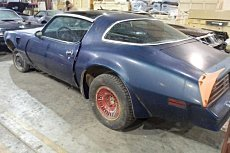 1978 Pontiac Firebird for sale 100996381