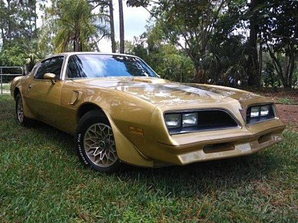 1978 Pontiac Firebird for sale 101004142