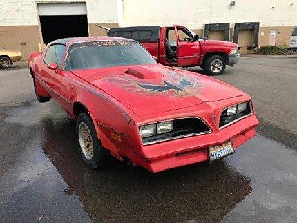 1978 Pontiac Firebird for sale 101025966