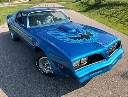 1978 Pontiac Firebird for sale 101030049
