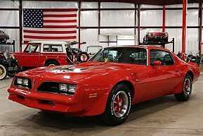 1978 Pontiac Firebird for sale 101032251