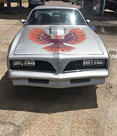 1978 Pontiac Firebird for sale 101040218