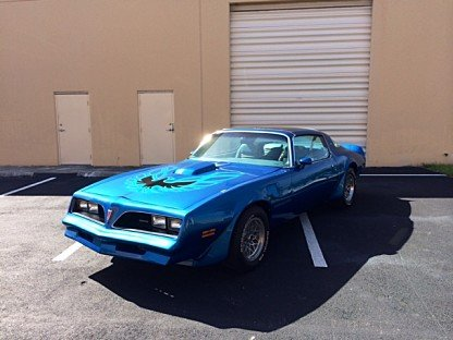 1978 Pontiac Trans Am for sale 100735610