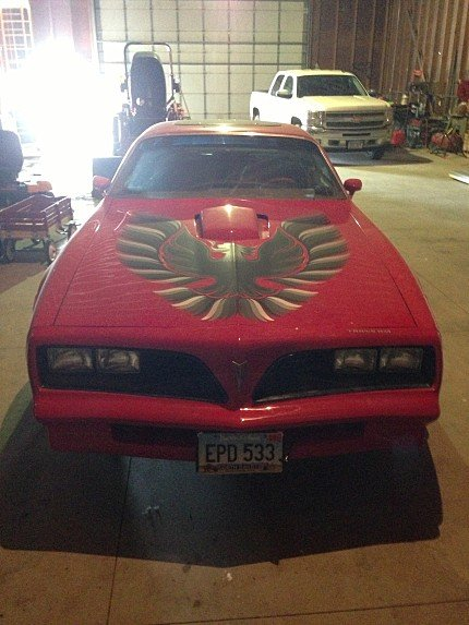 1978 Pontiac Trans Am for sale 100761354