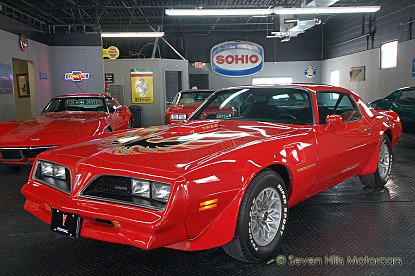 1978 Pontiac Trans Am for sale 100873687