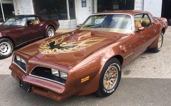 Pontiac Trans Am Classics For Sale Classics On Autotrader