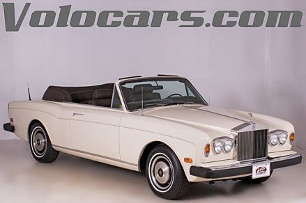 1978 Rolls-Royce Corniche for sale 100895062