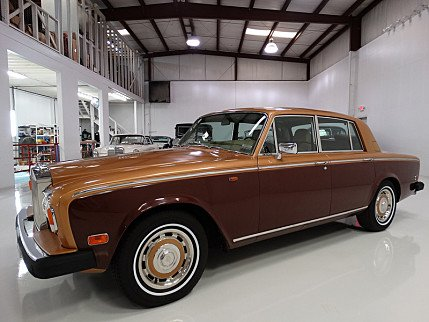 1978 Rolls-Royce Silver Shadow for sale 100746472