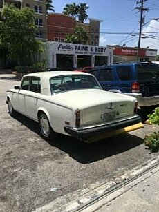 1978 Rolls-Royce Silver Shadow for sale 100829484