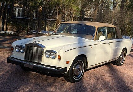 1978 Rolls-Royce Silver Wraith for sale 100913510