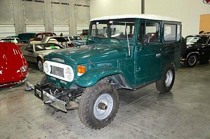 1978 Toyota Land Cruiser for sale 100744899