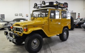 1978 Toyota Land Cruiser for sale 100785320