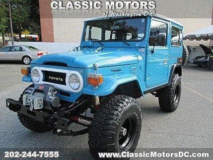 1978 Toyota Land Cruiser for sale 100832638