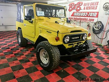 1978 Toyota Land Cruiser for sale 101001256