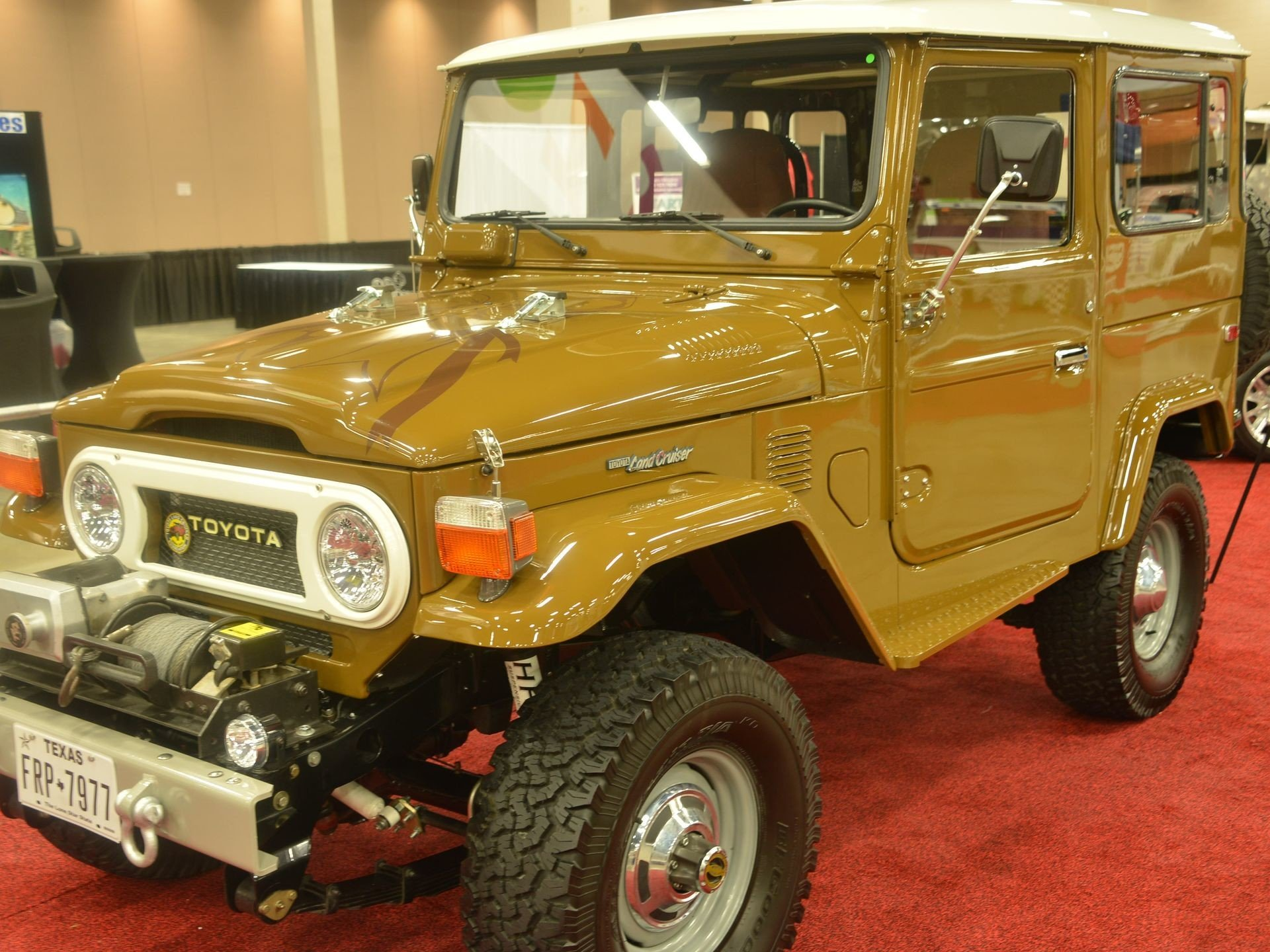 Attractive 1978 Toyota Land Cruiser For Sale 100978659