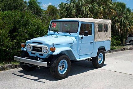 1978 Toyota Land Cruiser for sale 101004289