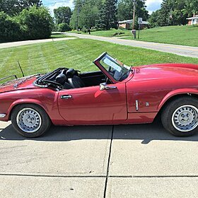 1978 Triumph Spitfire for sale 100783784