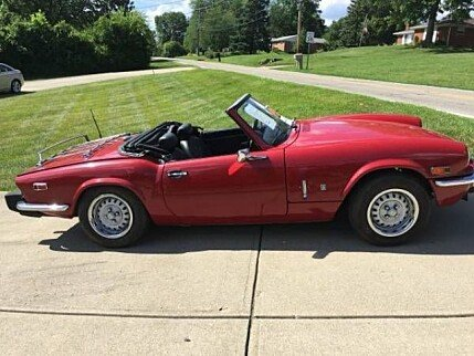 1978 Triumph Spitfire for sale 100829710