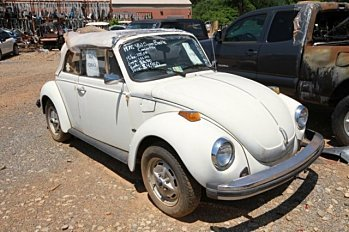 1978 Volkswagen Beetle for sale 100749802