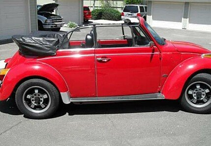 1978 Volkswagen Beetle for sale 100791625