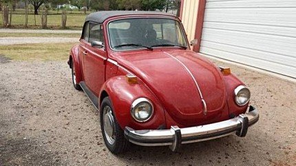 1978 Volkswagen Beetle Convertible for sale 100829222
