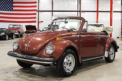 1978 Volkswagen Beetle for sale 100867862
