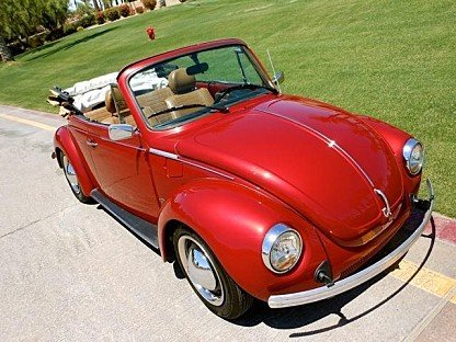 1978 Volkswagen Beetle for sale 100877279