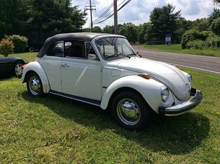 1978 Volkswagen Beetle Convertible for sale 100896595