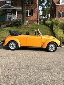 1978 Volkswagen Beetle Convertible for sale 100901280