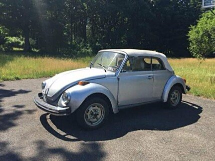1978 Volkswagen Beetle Convertible for sale 100906016