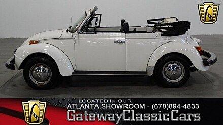 1978 Volkswagen Beetle for sale 100921065