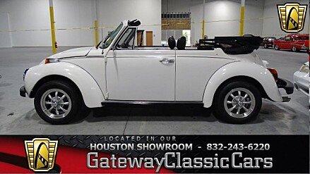 1978 Volkswagen Beetle for sale 100921750