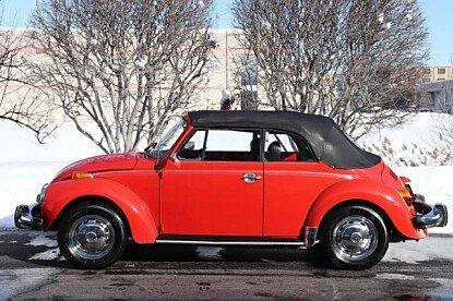 1978 Volkswagen Beetle Convertible for sale 100957027