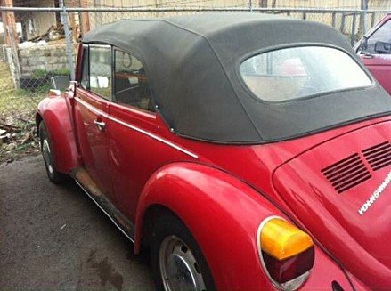1978 Volkswagen Beetle Convertible for sale 100961914