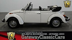 1978 Volkswagen Beetle for sale 100963706
