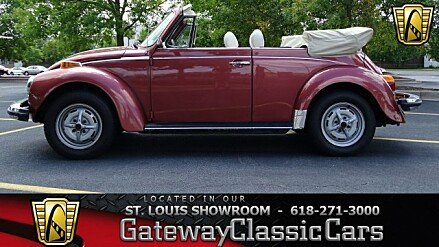 1978 Volkswagen Beetle for sale 100964498