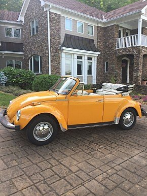 1978 Volkswagen Beetle Convertible for sale 100983050