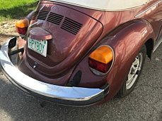 1978 Volkswagen Beetle Convertible for sale 100988450