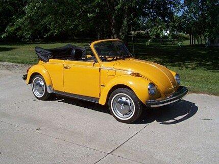1978 Volkswagen Beetle Convertible for sale 100998656