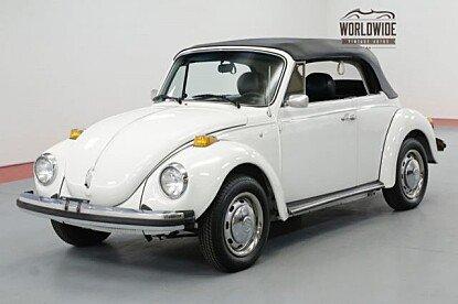 1978 Volkswagen Beetle for sale 101001154