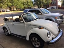 1978 Volkswagen Beetle Convertible for sale 101026337