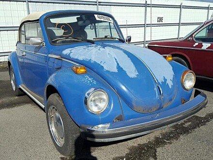 1978 Volkswagen Beetle for sale 101046455