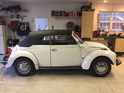 1978 Volkswagen Beetle Convertible for sale 100952749
